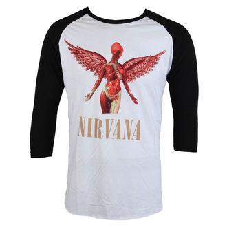 majica kovinski moški Nirvana - In Utero - PLASTIC HEAD, PLASTIC HEAD, Nirvana