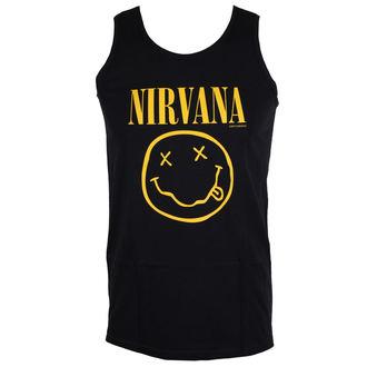 na vrh moški Nirvana - Smiley Vest - PLASTIC HEAD - RTNIR065