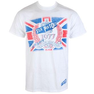 majica kovinski moški Sex Pistols - Silver Jubilee - PLASTIC HEAD, PLASTIC HEAD, Sex Pistols