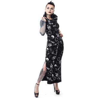obleko ženske HEARTLESS - BLACK MAGIC PENTAGRAM - BLACK, HEARTLESS