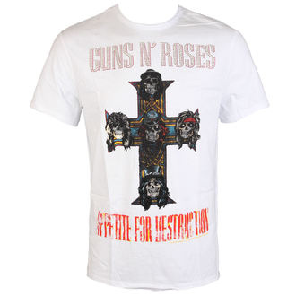 Metal majica moški Guns N' Roses - CLASSIC DIAMANTE - AMPLIFIED, AMPLIFIED, Guns N' Roses