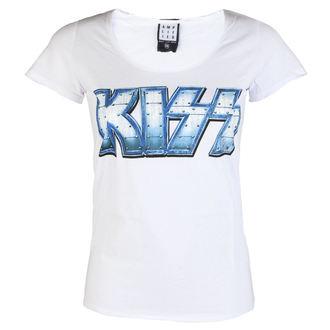 majica kovinski ženske Kiss - METAL DISTRESSED - AMPLIFIED, AMPLIFIED, Kiss
