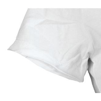majica kovinski ženske Kiss - K 35 WHITE - AMPLIFIED, AMPLIFIED, Kiss