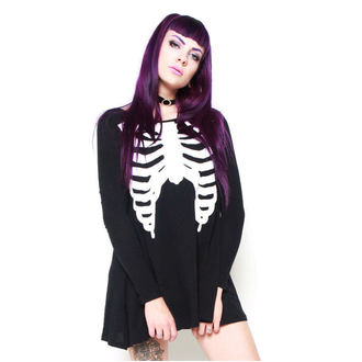 obleko ženske IRON FIST - Wishbone Trapeze, IRON FIST