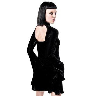 obleko ženske KILLSTAR - Ziva Velvet, KILLSTAR