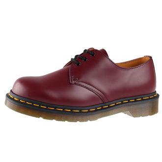 čevlji Dr. Martens - 3-holes - DM 1461 59 - CHERRY RDEČA SMOOTH, Dr. Martens