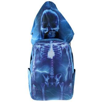 nahrbtnik BANNED - Blue Skeleton, BANNED