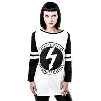 majica z 3/4 rokav (unisex) KILLSTAR x MARILYN MANSON - Wormboy, KILLSTAR, Marilyn Manson