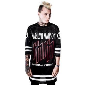 majica ženske Marilyn Manson - Use Your Fist Hockey Team - KILLSTAR, KILLSTAR, Marilyn Manson