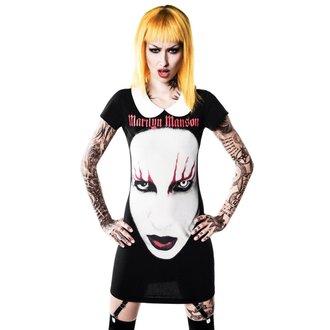 obleko ženske KILLSTAR x MARILYN MANSON - Spell Master Suspender, KILLSTAR, Marilyn Manson