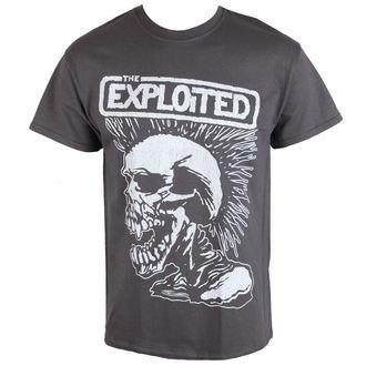 Metal majica moški Exploited - VINTAGE SKULL - RAZAMATAZ, RAZAMATAZ, Exploited