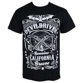 majica kovinski moški Devildriver - CALIFORNIA GROOVE - RAZAMATAZ, RAZAMATAZ, Devildriver