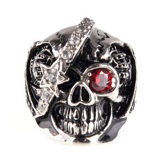 prstan ETNOX - Machine Skull 2, ETNOX