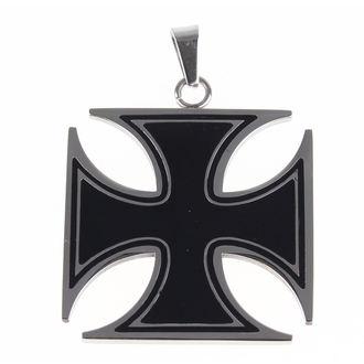 Verižica ETNOX - Black Iron Cross, ETNOX