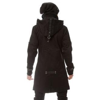 Moški plašč VIXXSIN - EXCLUSION - BLACK, VIXXSIN