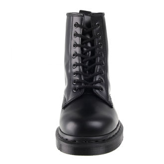 usnje čevlji ženske unisex - DM 1460 MONO BLACK SMOOTH - Dr. Martens, Dr. Martens