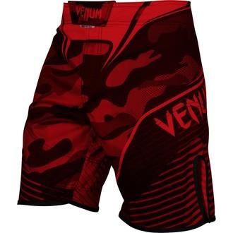 boks kratke hlače VENUM - Camo Hero - rdeča / Črno, VENUM