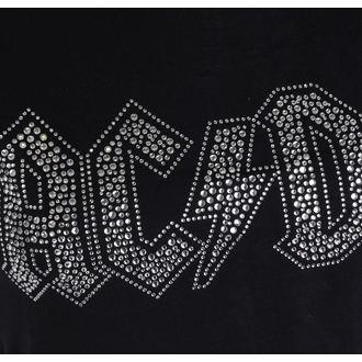 majica kovinski ženske AC-DC - Logo - ROCK OFF, ROCK OFF, AC-DC