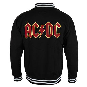 jopica (št pokrov) moški AC-DC - Classic Logo - ROCK OFF, ROCK OFF, AC-DC