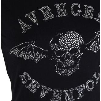 majica kovinski ženske Avenged Sevenfold - Deathbat - ROCK OFF, ROCK OFF, Avenged Sevenfold