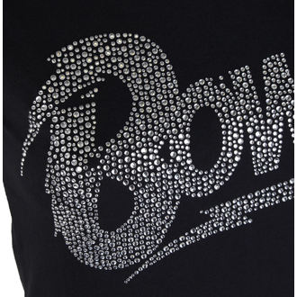 majica kovinski ženske David Bowie - Flash Logo - ROCK OFF, ROCK OFF, David Bowie