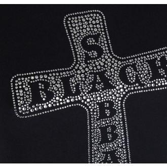 majica kovinski ženske Black Sabbath - Cross - ROCK OFF, ROCK OFF, Black Sabbath