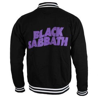 jopica (št pokrov) moški Black Sabbath - Wavy Logo - ROCK OFF, ROCK OFF, Black Sabbath
