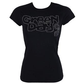 majica kovinski ženske Green Day - Flower Pot - ROCK OFF, ROCK OFF, Green Day