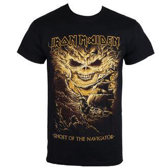moška metal majica Iron Maiden - Ghost of the Navigator - ROCK OFF, ROCK OFF, Iron Maiden