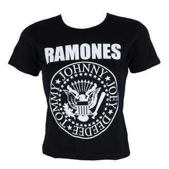 majica kovinski ženske Ramones - Seal - ROCK OFF, ROCK OFF, Ramones