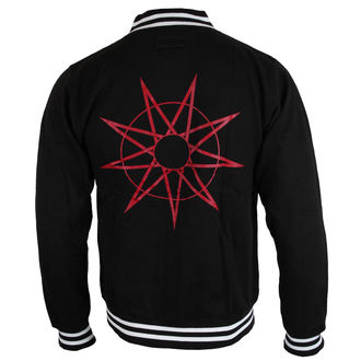 jopica (št pokrov) moški Slipknot - LOGO & 9 POINT STAR - ROCK OFF, ROCK OFF, Slipknot