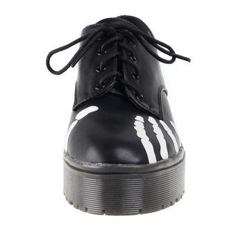 klin čevlji ženske - Grave Robber Derby - IRON FIST, IRON FIST