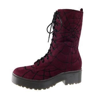 klin čevlji ženske - Walking In My Web - IRON FIST, IRON FIST
