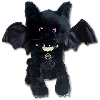 plišast igrače SPIRAL - BAT CAT - Krčen Zbirljiv Mehko, SPIRAL