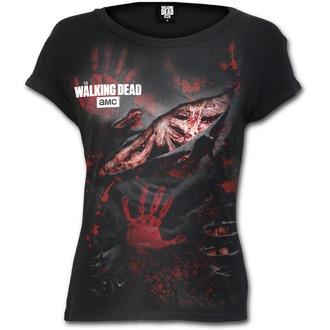 film majica ženske The Walking Dead - LOGO - SPIRAL, SPIRAL, The Walking Dead