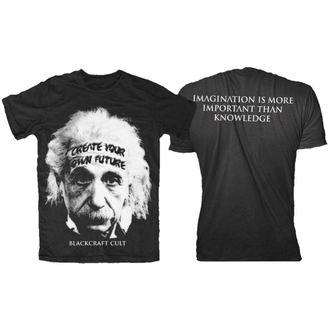 majica moški - Einstein - BLACK CRAFT, BLACK CRAFT