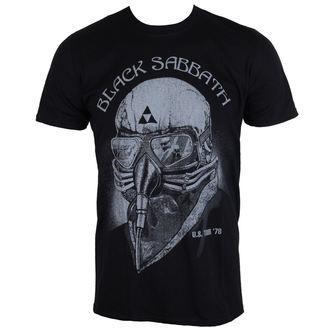 majica kovinski moški Black Sobota - Black - ROCK OFF, ROCK OFF, Black Sabbath
