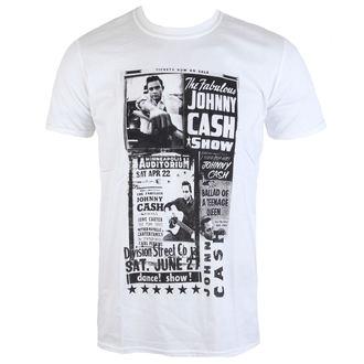 majica kovinski moški Johnny Cash - The Fabulous - ROCK OFF, ROCK OFF, Johnny Cash
