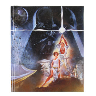 Notepad STAR WARS - DARTH VADER - LOW FREQUENCY, LOW FREQUENCY, Star Wars