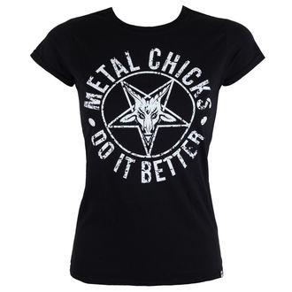 majica hardcore ženske - Pentagram - METAL CHICKS DO IT BETTER, METAL CHICKS DO IT BETTER