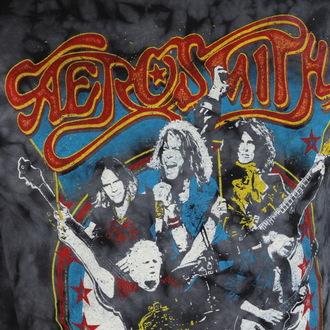 majica kovinski moški Aerosmith - Group Shield - BAILEY, BAILEY, Aerosmith