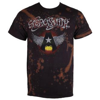 majica kovinski moški Aerosmith - Flying A - BAILEY, BAILEY, Aerosmith