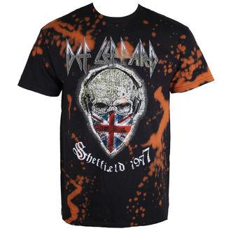 majica kovinski moški Def Leppard - Sheffielf - BAILEY, BAILEY, Def Leppard