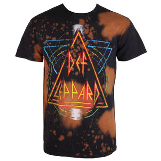 majica kovinski moški Def Leppard - Geo Shapes - BAILEY, BAILEY, Def Leppard