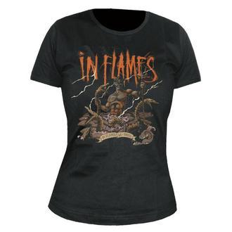 majica kovinski ženske In Flames - Aquarius - NUCLEAR BLAST, NUCLEAR BLAST, In Flames