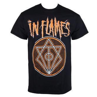 majica kovinski moški In Flames - Vintage circle - NUCLEAR BLAST, NUCLEAR BLAST, In Flames