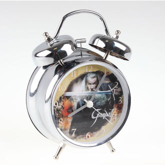 alarm ura Hobit - Alarm Clock With Sound Gandalf - ZAŠČITA