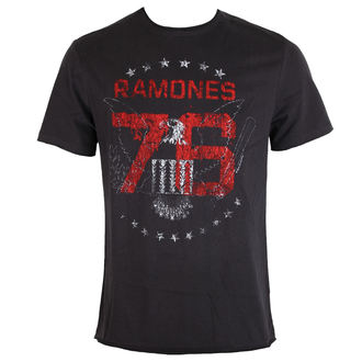 majica kovinski moški Ramones - Charcoal - AMPLIFIED, AMPLIFIED, Ramones