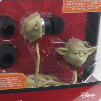 slušalke Star Wars - Yoda - Zelena, NNM