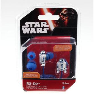 slušalke Star Wars - R2-D2 - Wht / Modra, NNM